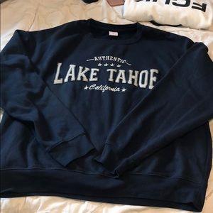 Lake Tahoe crew